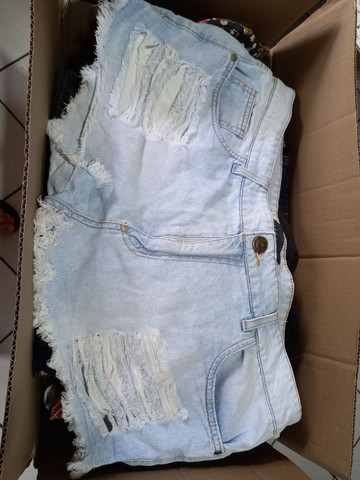 Lote de roupas Barbada  - Foto 3