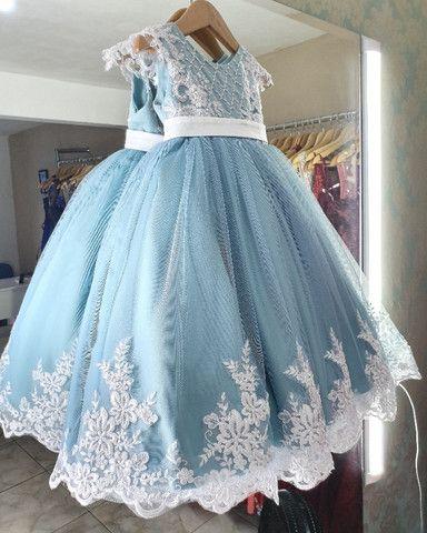 Vestido de festa infantil - Foto 5