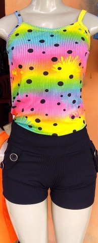 Short 15 blusa 15