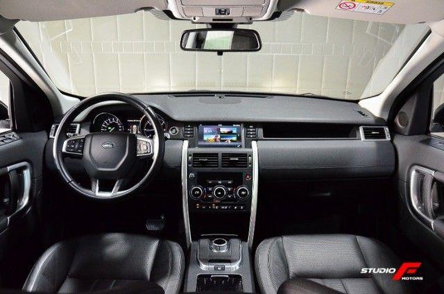 Land Rover Discovery Sport Hse Diesel - 2016 - Único Dono - Revisada - - Foto 19