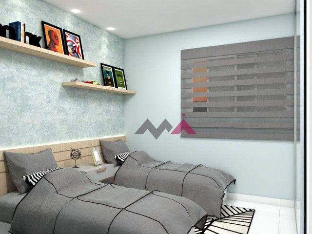 Apartamento com 2 dormitórios à venda, 60 m² por R$ 294.588,00 - Plano Diretor Sul - Palma - Foto 3