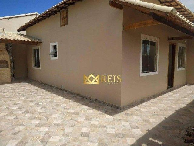 RI Casa Com 2 Dormitórios à Venda, 56 m² Por R$105.000 - Nova Califórnia - Cabo Frio/rj