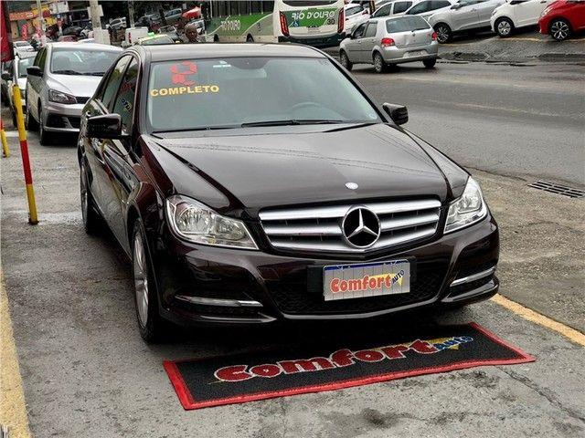 Mercedes-benz C 180 2012 1.6 cgi classic 16v turbo gasolina 4p automático - Foto 2