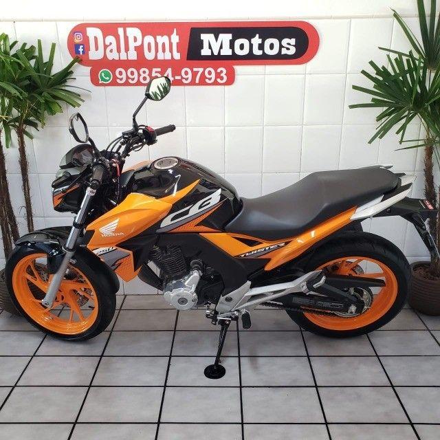 Honda CB 250 Twister 2019 ABS (2500km) - Foto 4
