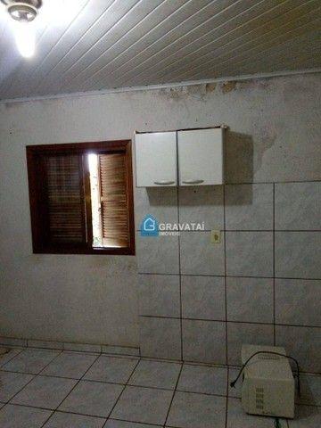 Casa com 2 dormitórios para alugar por R$ 900,00/mês - Bom Sucesso - Gravataí/RS - Foto 6