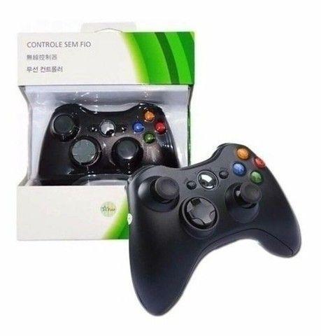 Controle de Xbox 360 Sem Fio - Foto 3