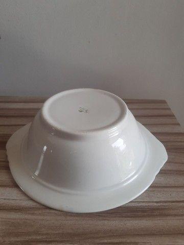 baixela porcelana alemã antiga furstenberg - Foto 5