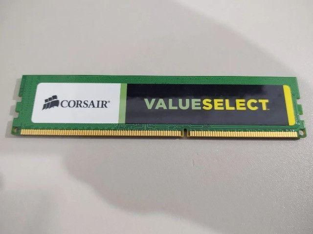 Memória Corsair 4GB, 1600MHz, DDR3, CL11 - CMV4GX3M1A1600C11