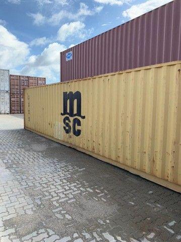 Container seco / Brutos venda unidades - Foto 5