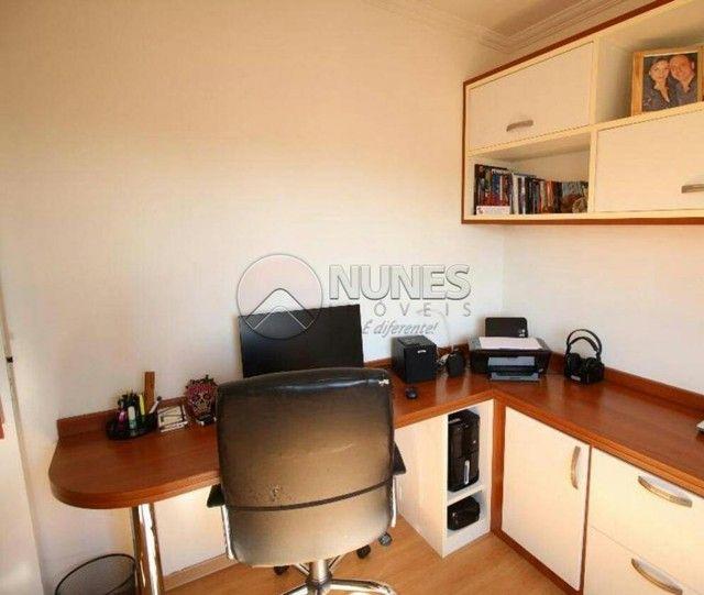 Apartamento para alugar com 4 dormitórios em Jardim santo antoninho, Osasco cod:L408761 - Foto 8