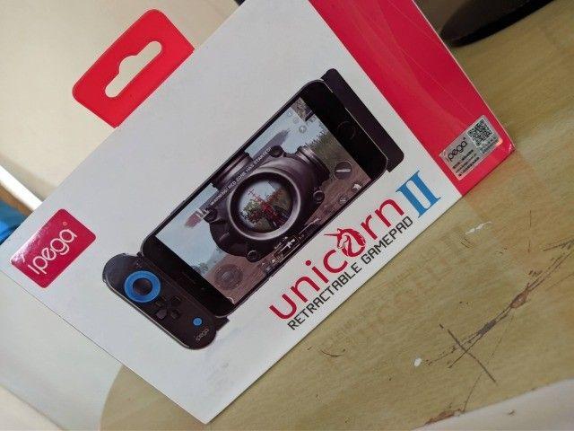 Gamepad Ipega  9120 Bluetooth para celular [Novo, usado poucas vezes]  - Foto 5