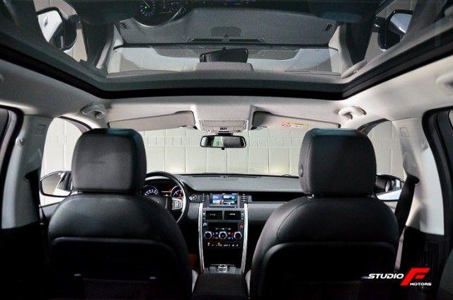 Land Rover Discovery Sport Hse Diesel - 2016 - Único Dono - Revisada - - Foto 14