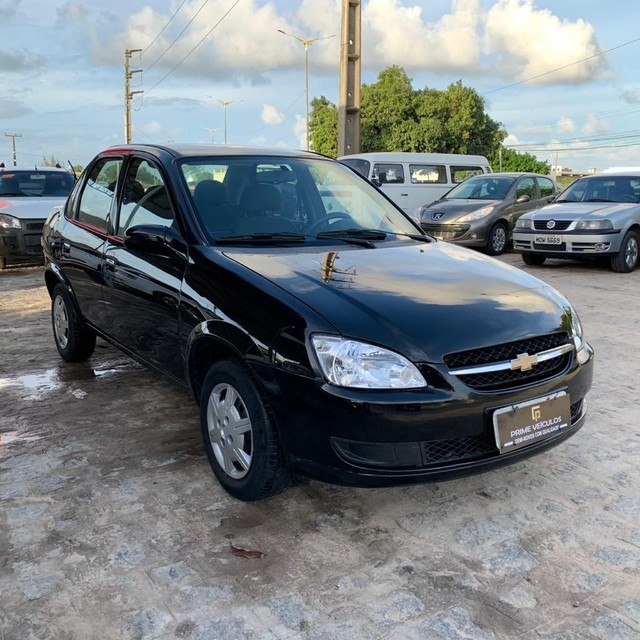 Chevrolet Classic LS 2014 Completo - Extra!!