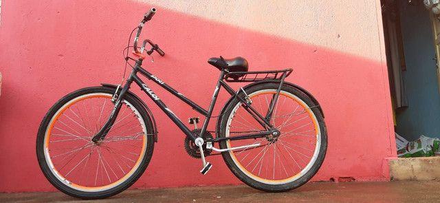 Bike Caloi semi nova  - Foto 2