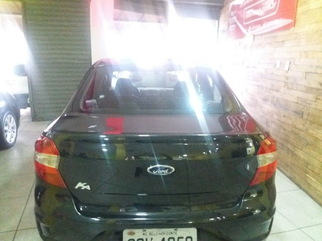 Ford Ka sedan se 1.0, 2018, completo, Flex+ IPVA 2021, entrada + 48x 1046 - Foto 7
