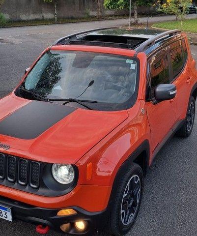 jeep renegade trailhawk 2.0 4x4 Turbo Diesel  - Foto 10