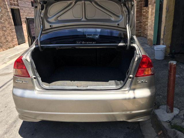 Honda civic LXL 1.7 aut 2005 -  - Foto 4