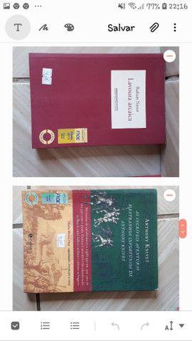 Livros baratos cada um por 4 reais - Foto 3