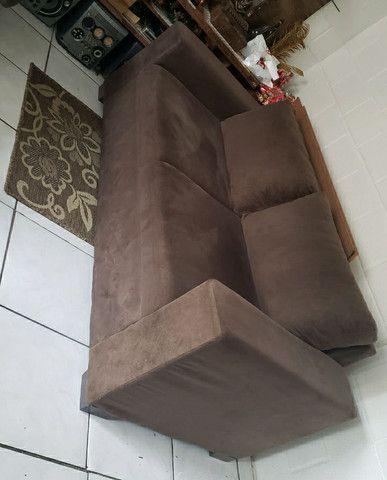 Sofa 2 lugares  - Foto 2