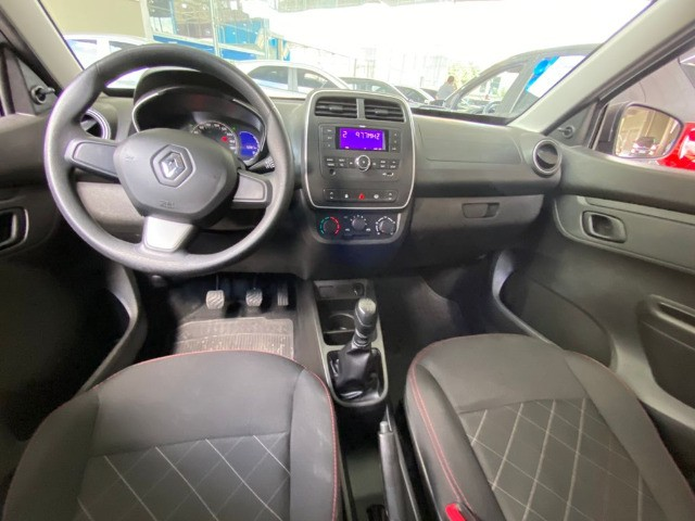 Renault Kwid 1.0 Zen 2021 -Único dono! Garantia de Fábrica! - Foto 8