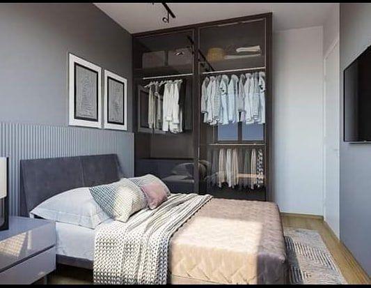 Apartamentos de 2 quartos em Barbacena - Foto 3