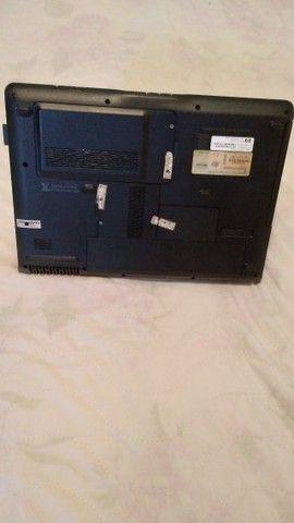 Vendo notebook HP ou troco. - Foto 2