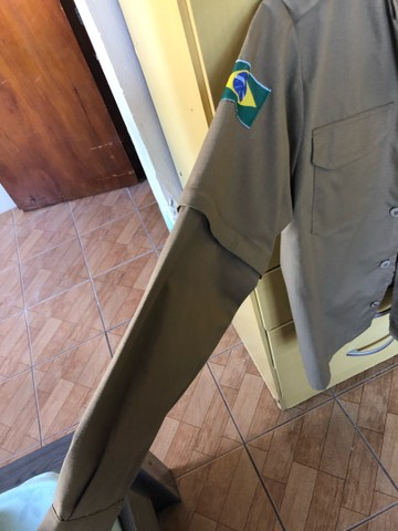 Kit roupa Bombeiro Civil - Foto 2
