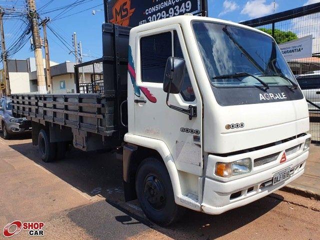 Caminhão agrale exemplo  parcelamento entrada de 6173,54 - Foto 3