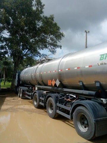 Carreta tanque inox - Foto 3