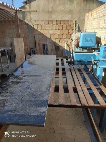 Máquina de cortar granito, e maquinários  - Foto 4