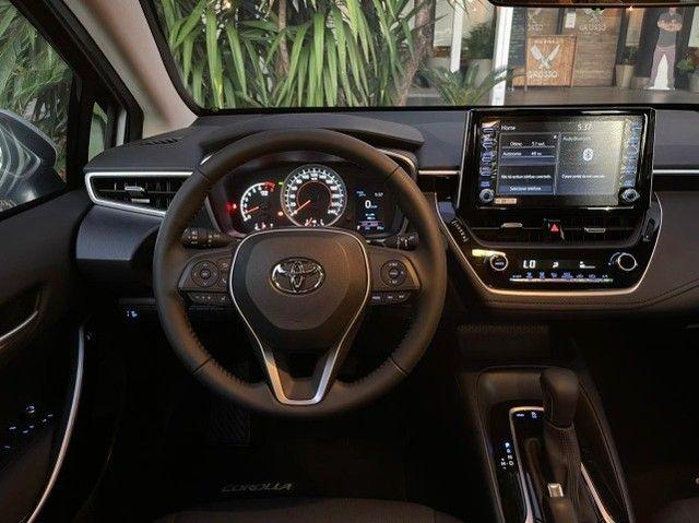 Toyota Corolla 2.0 XEI 2022 + Blindado - Foto 10