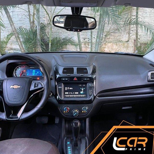 Chevrolet COBALT LTZ 1.8 / AUTOMÁTICO / HIPER NOVO/ c Gás G5/ novo - Foto 7