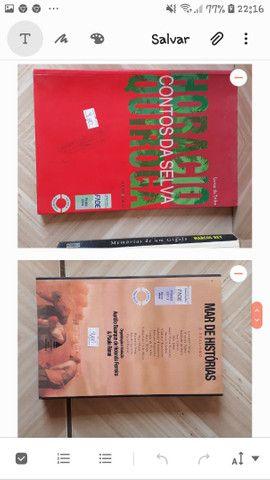 Livros baratos cada um por 4 reais - Foto 4