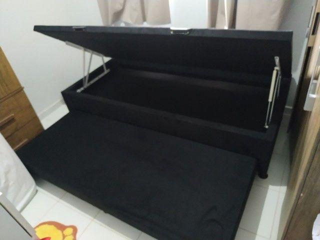 Box, Colchão e Cabeceira Direto da Fábrica - Foto 6