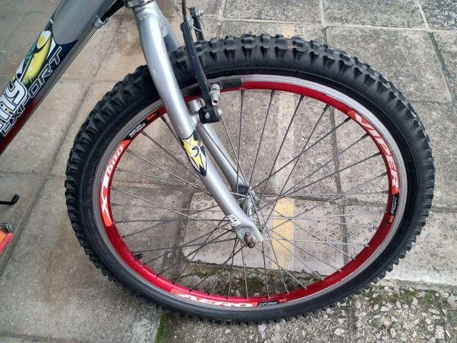 Vende uma bicicleta toda revisada aro 24