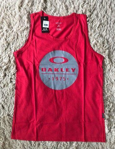 Camiseta regata Oakley