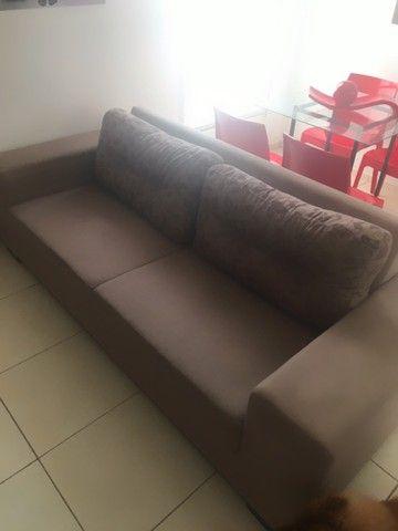 Sofá sem defeitos