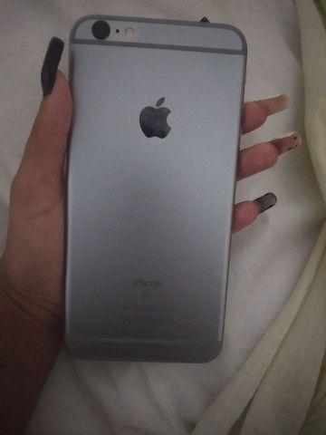 IPhone 6splus novo na caixa  - Foto 3