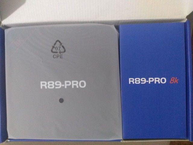 Tv box 8gb de ram 64 gb ROM de qualidade  - Foto 2