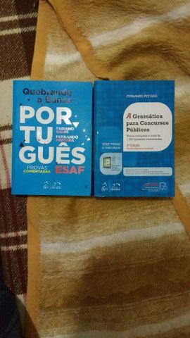 Livro de  português para curso - Foto 3