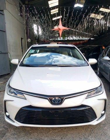 Corolla Altis Premium Hybrid 2022