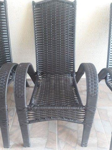 Cadeiras de área  - Foto 3