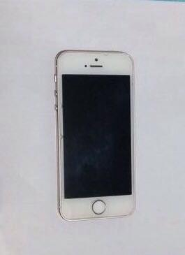 IPhone 5S dourado, 16 GB