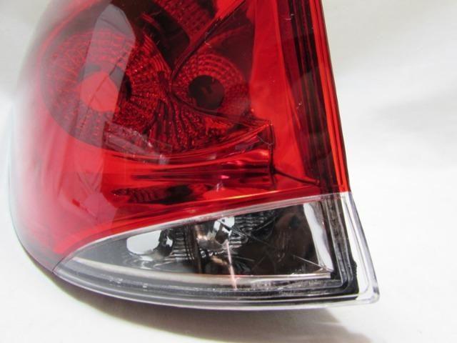 Lanterna Traseira Palio Weekend 2008 A 2012 Bicolor Esquerdo
