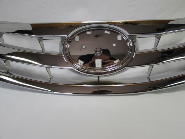 Grade Radiador Superior Cromada Toyota Etios - Foto 4