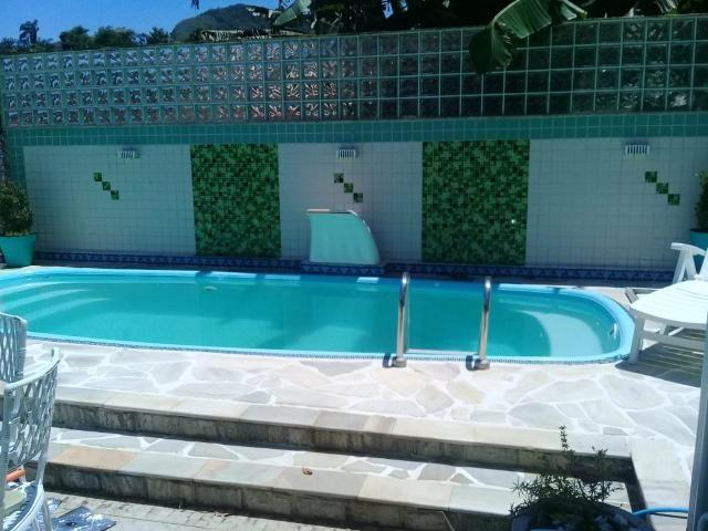 Imobiliária Nova Aliança!!!! Linda Casa com Piscina e Espaço Gourmet na Fazenda Muriqui - Foto 4