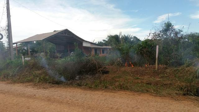 Terrenos no centro de Belterra Documentados