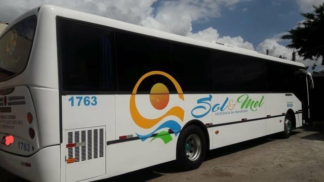 Ônibus busscar urbanuss pluss ano 2006/2006 - Foto 5