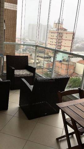 Apartamento com 3 dormitórios à venda, 91 m² por R$ 640.000,00 - Vila Baeta Neves - São Be - Foto 2