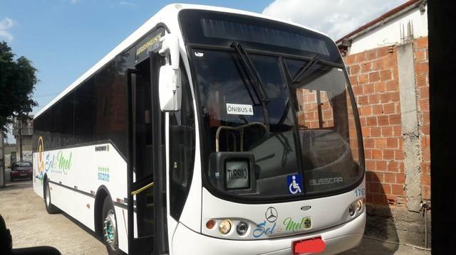 Ônibus busscar urbanuss pluss ano 2006/2006 - Foto 4